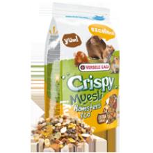 Versele-Laga Crispy Musli Hamster & Co полноценный корм для грызунов