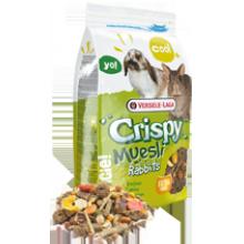 Versele-Laga Crispy Musli Rabbits полноценный корм для кролика