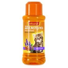 Амстрель шампунь для котят кондиционирующий с медом и шалфеем
