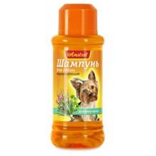 Амстрель шампунь для собак кондиционирующий с целебными травами