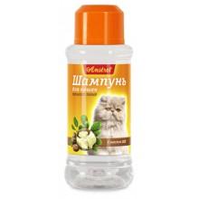 Амстрель шампунь для кошек гипоаллергенный с маслом ши