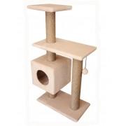 """Cat House игровой комплекс """"Буран"""" джут"""