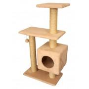 """Cat House игровой комплекс """"Буран"""" сизаль"""