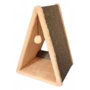 Cat House когтеточка треугольник ковролин