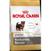 Сухой корм Royal Canin Yorkshire Terrier Junior для щенков породы Йоркширский Терьер