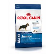 Сухой корм Royal Canin Maxi Junior для щенков (5 - 15 мес.) крупных размеров