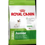 Сухой корм Royal Canin X-Small Junior для щенков миниатюрных пород