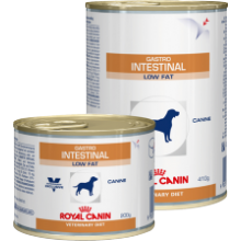Консервы Royal Canin GASTRO INTESTINAL LOW FAT диета для собак с ограниченным содержанием жиров при нарушении пищеварения