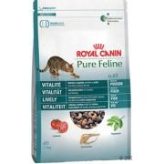Сухой корм Royal Canin Pure Feline Vitality для активных кошек