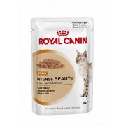 Паучи Royal Canin Intense Beauty кусочки в соусе для кошек
