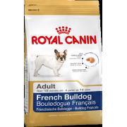 Сухой корм Royal Canin French Bulldog Adult для взрослых собак породы Французский Бульдог