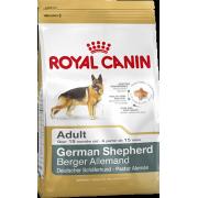 Сухой корм Royal Canin German Shepherd Adult для взрослых немецких овчарок