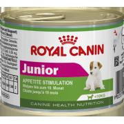 Консервы Royal Canin Junior для щенков до 10 мес.