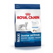 Сухой корм Royal Canin Maxi Puppy Active для активных щенков крупных размеров