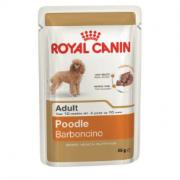 Паучи Royal Canin Poodle Adult для взрослых собак породы пудель