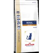 Сухой корм Royal Canin Renal Select для взрослых кошек с хронической почечной недостаточностью