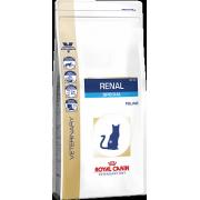 Сухой корм Royal Canin Renal Special для взрослых кошек с хронической почечной недостаточностью