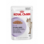 Паучи Royal Canin Sterilised для стерилизованных кошек