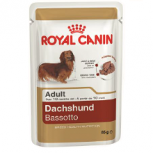 Паучи Royal Canin Dachshund Adult для взрослых собак породы такса