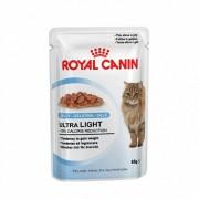 Паучи Royal Canin Ultra Light для кошек, склонных к полноте