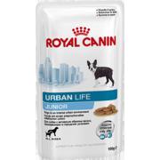 Паучи Royal Canin Urban Life Junior для щенков