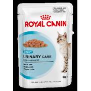 Паучи Royal Canin Urinary Care для профилактики МКБ у кошек