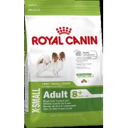 Сухой корм Royal Canin X-Small Adult 8+ для стареющих собак миниатюрных пород