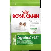 Сухой корм Royal Canin X-Small Ageing +8 для старых собак миниатюрных пород