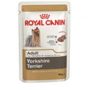 Паучи Royal Canin Yorkshire Terrier Adult для взрослых йоркширских терьеров